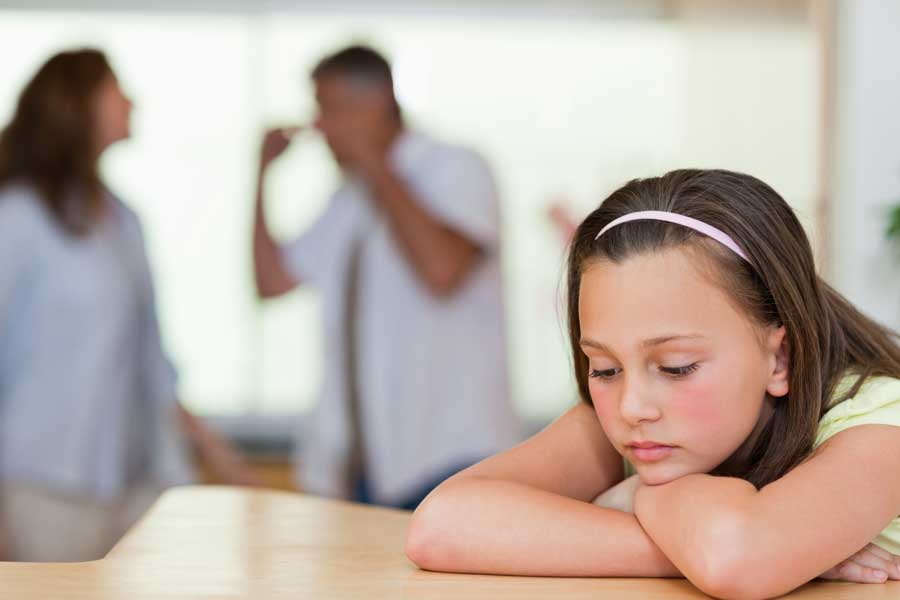 Child Custody, Visitation and Support